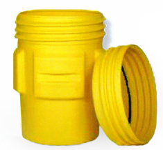 Open Head Plastic Salvage Drum for Sale