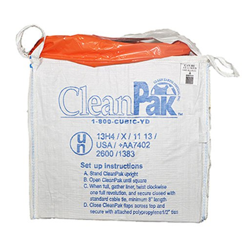 Clean-Pack Flap Top