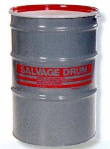 Open Head Salvage Drum