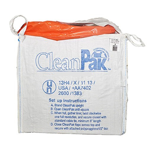 Clean-Pack Flap Top for Sale