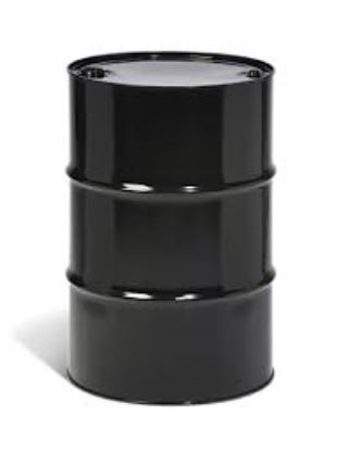 Closed-head steel drum
